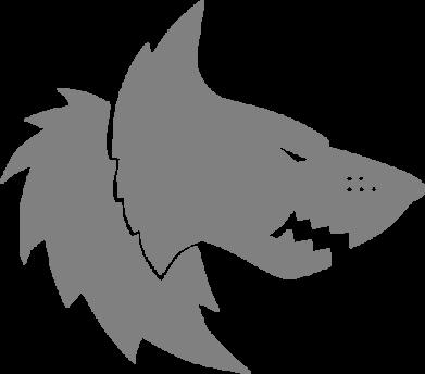 Принт Коврик для мыши Warhammer Space Wolf - FatLine