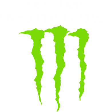 Принт Женская Life For Monster Energy - FatLine