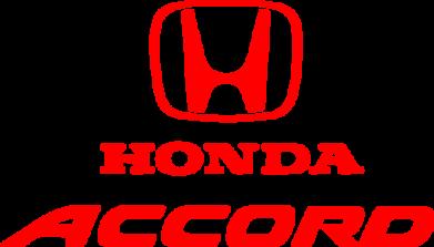 Принт Толстовка Honda Accord - FatLine