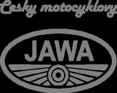 Принт Подушка Java Cesky Motocyclovy - FatLine