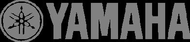 Принт Подушка Yamaha Logo - FatLine