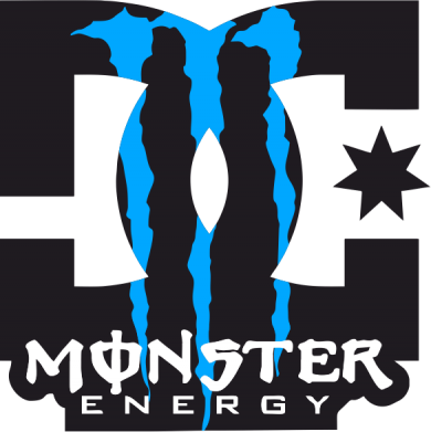 Принт Сумка Monster Energy DC - FatLine