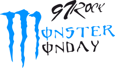 Принт Подушка Monster Monday Rock - FatLine