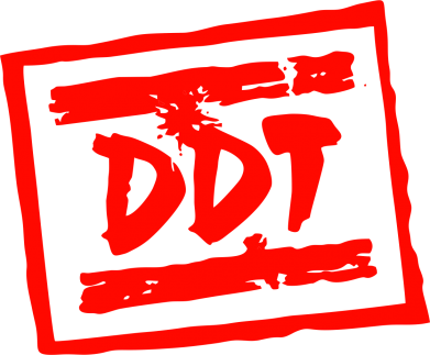 Принт Подушка DDT (ДДТ) - FatLine