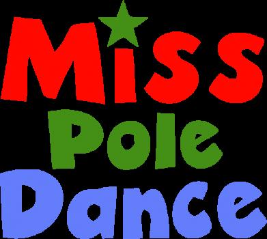 Принт Подушка Miss Pole Dance - FatLine