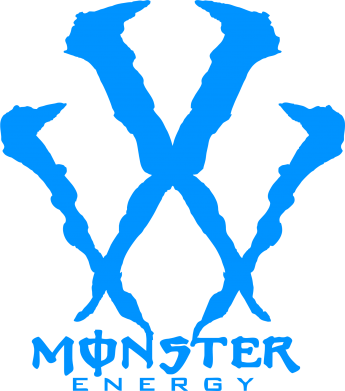 Принт Штаны Monster Energy W - FatLine