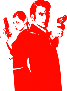 Принт Кружка 320ml Max Payne 2 - FatLine