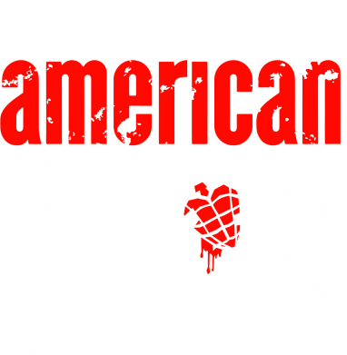 Принт Реглан Green Day's American Idiot - FatLine