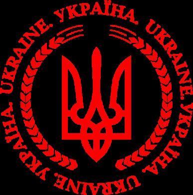 Принт Коврик для мыши Герб України - FatLine