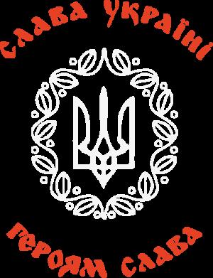 Принт Камуфляжная футболка Слава Україні, Героям Слава! - FatLine