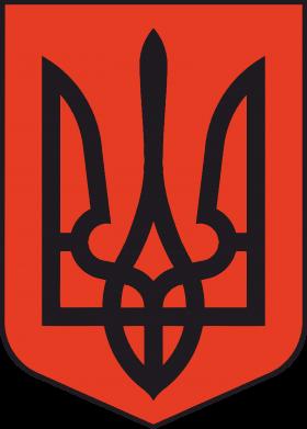 Принт Подушка Герб неньки-України - FatLine