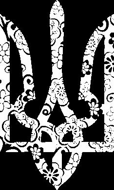 Принт Женская футболка с V-образным вырезом Герб з візерунками - FatLine
