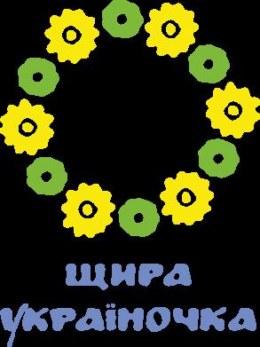 Принт Реглан Щира Україночка - FatLine
