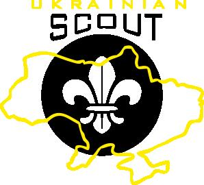 Принт Штаны Ukrainian Scout Map - FatLine