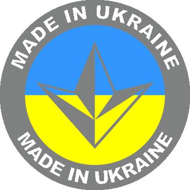 Принт Мужская майка Made in Ukraine - FatLine