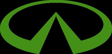 Принт Коврик для мыши Infiniti logo - FatLine