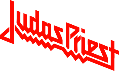 Принт Килимок для миші Judas Priest Logo - FatLine