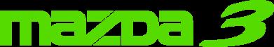 Принт Коврик для мыши Mazda 3 - FatLine