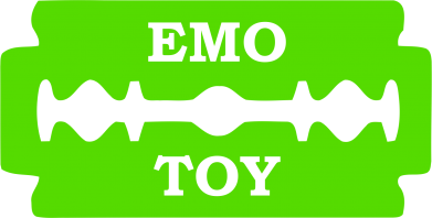 Принт кепка Emo Toy - FatLine