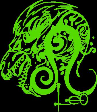 Принт Подушка Leo (Лев) - FatLine
