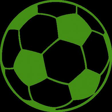 Принт Коврик для мыши Футбольный мяч - FatLine
