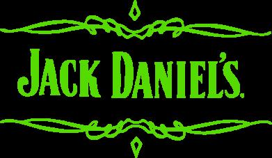 Принт Шапка Jack Daniel's Logo - FatLine