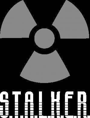 Принт Футболка Поло Stalker - FatLine