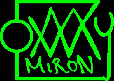 Принт Женская футболка OXXXY Miron - FatLine