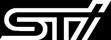 Принт Женская футболка поло STI Logo - FatLine