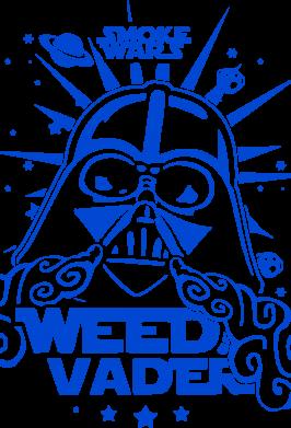 Принт Кружка 320ml Weed Vader - FatLine