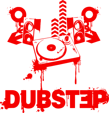 Принт Сумка Dub Step Mix - FatLine