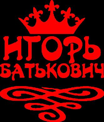 Принт Подушка Игорь Батькович - FatLine