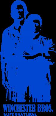 Принт Подушка Winchester Bros - FatLine