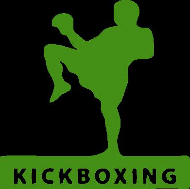 Принт Кружка 320ml Kickboxing Fighter - FatLine