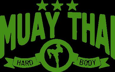 Принт Кружка 320ml Muay Thai Hard Body - FatLine