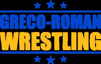 Принт Женская майка Greco-Roman Wrestling - FatLine