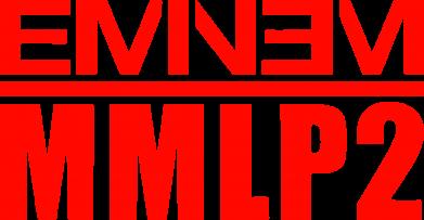 Принт Женская толстовка Eminem MMLP2 - FatLine