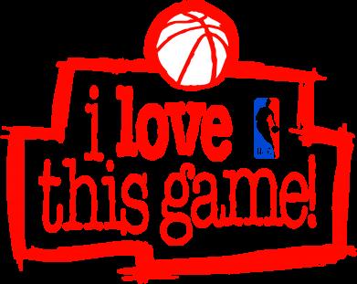 Принт Женская толстовка I love this Game - FatLine