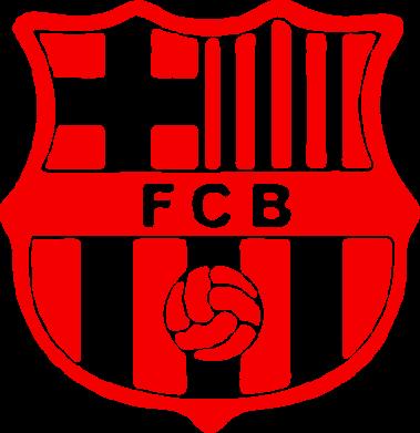 Принт Фартук FC Barcelona - FatLine
