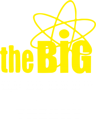 Принт Футболка The Bing Bang theory - FatLine