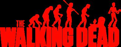 Принт Сумка The Walking Dead Evolution - FatLine