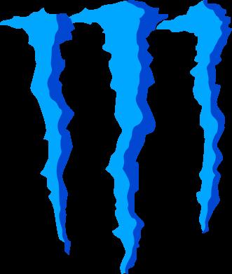 Принт Кружка 320ml Monster Stripes - FatLine