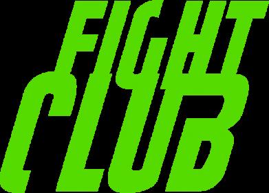 Принт Женская майка Fight Club - FatLine