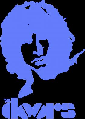 Принт Женская майка The Doors - FatLine