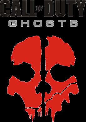 Принт Мужская майка Call of Duty Ghosts - FatLine