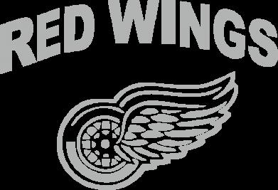 Принт Мужская майка Detroit Red Wings - FatLine