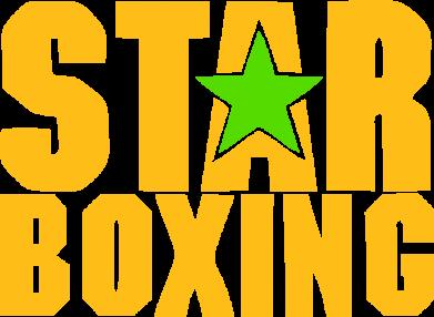 Принт Женская футболка Star Boxing - FatLine