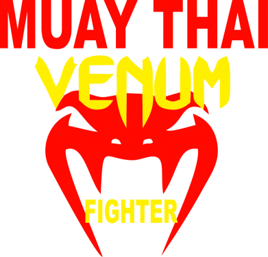 Принт кепка Muay Thai Venum Fighter - FatLine