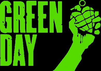 Принт Реглан Green Day American Idiot - FatLine