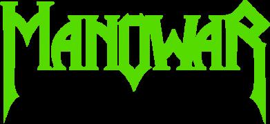 Принт Мужская майка Manowar - FatLine
